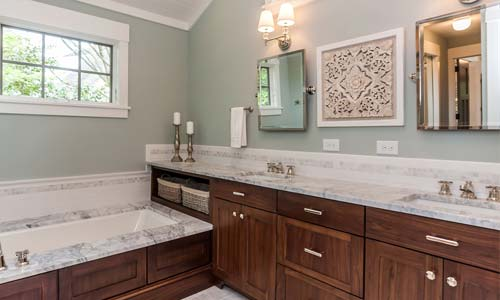 White Oak Custom Builders Kitchen Bathroom Remodeling Whole Simple Bathroom Remodeling Raleigh Painting
